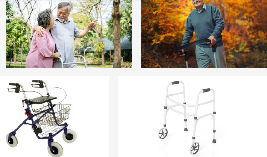 Mobility Aids Walker